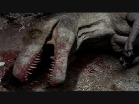 Tyranossaurus rex fight - (Briga de Dinossauro)