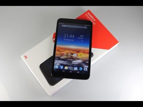 Vodafone Smart Tab 4G – unboxing și primele impresii [Gadget.ro]