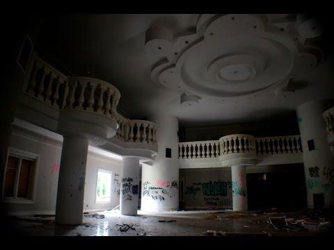 Exploring a Criminal's Abandoned $8 Million Mansion - NJ