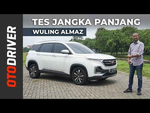 Wuling Almaz 2019 Review Indonesia | OtoDriver