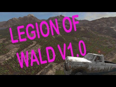 Legion Of Forest v1.0