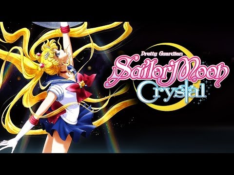 crystal - Reina and Will review the new reboot of Sailor Moon! GET OUR OFFICIAL APP: http://bit.ly/aIyY0w More stories at: http://www.sourcefed.com Follow us on Twitter: http://twitter.com/sourcefed...
