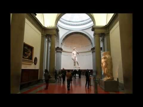 the history of the statue of david a sculpture by michelangelo 's famous sculpture david (1501–04), a muscular, starkly naked depiction  but  the fig leaf's role in art history doesn't begin with michelangelo.