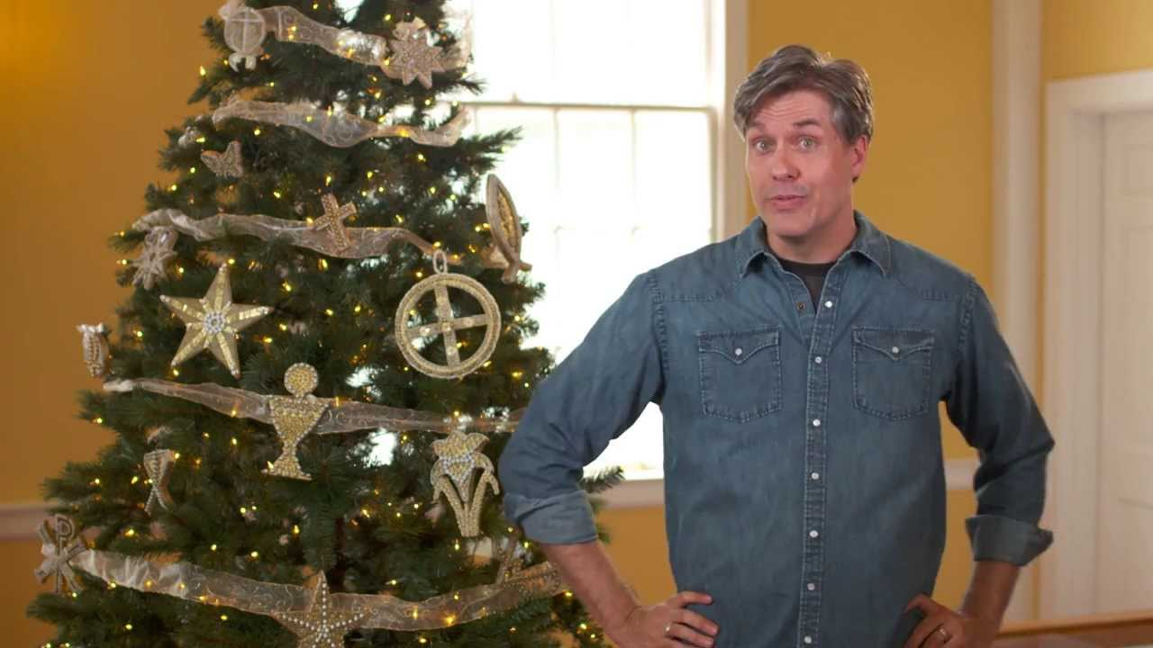 41 | Chrismon Tree -- Chuck Knows Church