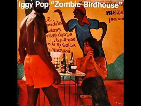 Iggy Pop - Angry Hills lyrics