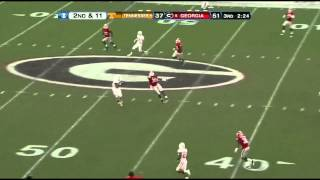 Sanders Commings vs Tennessee (2012)