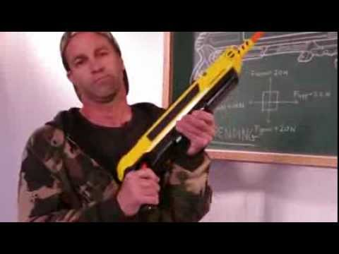 BugAsalt - The Salt Powered Shotgun Fly Swatter