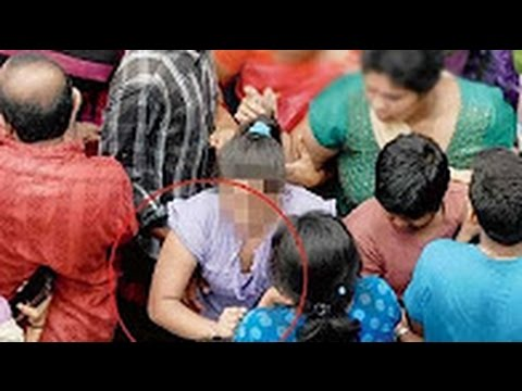 Girls Repeatedly Injure By Perverts In Ganesh Visarjan Mumbai