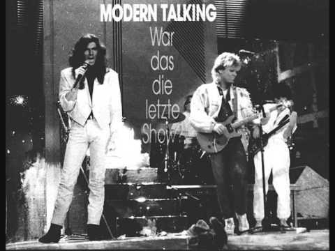 MODERN TALKING - Don't Let It Get You Down (audio)