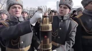 Эстафета огня III зимних Всемирных военных игр в Хабаровске, Екатеринбурге и Североморске