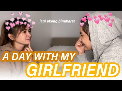 A DAY WITH MY GIRLFRIEND | CONCON FELIX