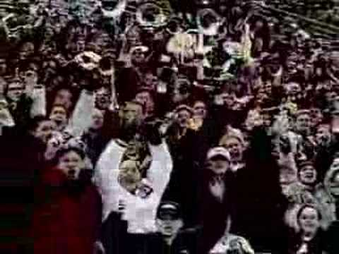 Band featured on ESPN during UMass' 1998 football championship