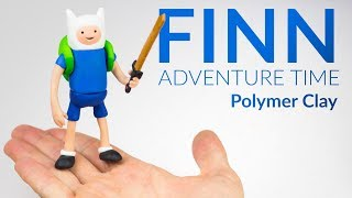 "Please watch: ""Lugia (Pokemon) – Polymer Clay Tutorial"" https://www.youtube.com/watch?v=15hHtHiKSuc-~-~~-~~~-~~-~-Hey guys and welcome to a new series on my channel!! We will create FINN from ADVENTURE TIME with polymer clay. I am very looking forward to read all your comments if you like this new series. But don't worry: Clash Royale and also Pokemon will be continued :)I am planning to create a total of 3 Tutorial on Adventure Time, so please let me know which ideas and characters I should include in the next poll in the next Adventure Time Tutorial.-----------------------------------------------------------LINKS:Steve from Mine Craft▸ https://youtu.be/enq3LblouO4-----------------------------------------------------------More ways to follow me:Instagram ▸ https://www.instagram.com/clayclaim/Snapchat  ▸ https://www.snapchat.com/add/clayclaimFacebook ▸ https://www.facebook.com/clayclaimTwitter ▸ https://twitter.com/ClayClaimEtsy ▸ still coming soon ;)"