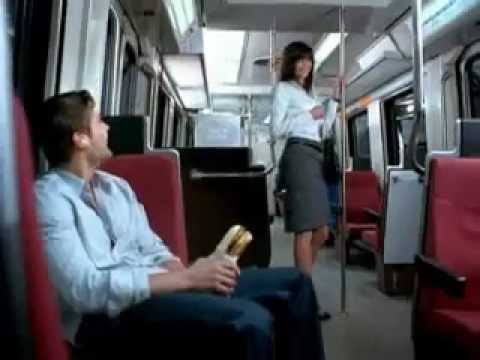Burger King Subway XXX Adult Commercial