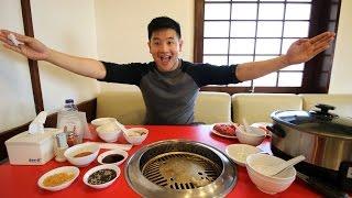 Eating Show :: Korean BBQ