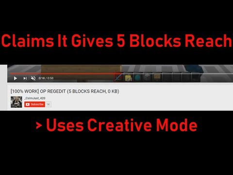 "These ""Regedit"" Videos are Total Bullsh*t"
