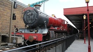 Hogwarts Express Complete Experience HD (Hogsmeade To Diagon Alley) - Universal Orlando