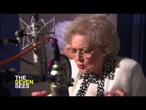 """dr. Seuss' The Lorax"" - Betty White Talks About Doing Voice-over Work (thesevensees.com)"