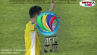 Video Ceres-Negros FC (PHI) Vs Shan United FC (Second Half) (MYA) AFC CUP 2018 MP3, 3GP, MP4, WEBM, AVI, FLV November 2018