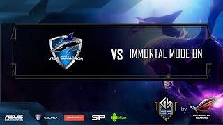 Vega vs IMO, game 1