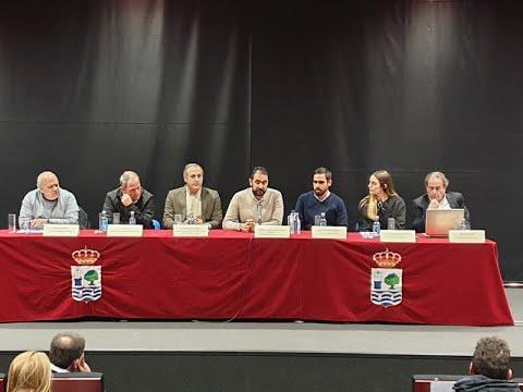 Presentación Charlas de Formación Deportiva organizadas por la UD Punta del Caimán