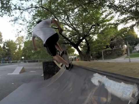 SENIOR SKATEPARK TOUR 2014 episode #9: K-Town Skatepark
