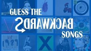 Video Guess The Backwards Songs 2015 MP3, 3GP, MP4, WEBM, AVI, FLV November 2017