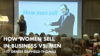 How Woman Really Sell