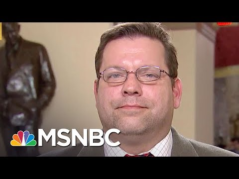 GOP Rep.: 'President Donald Trump Was Leading' During Shutdown | MTP Daily | MSNBC