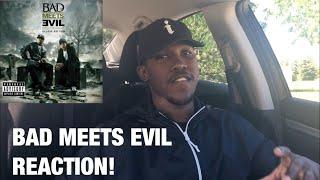 Eminem & Royce da 5'9 (Bad Meets Evil)- Welcome 2 Hell REACTION/BREAKDOWN