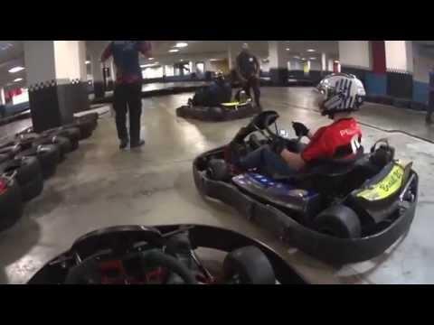 Top Kart Indoor - Nova América - 19/11/14