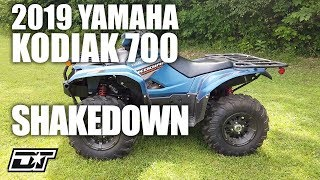 1. Highs and Lows of the 2019 Yamaha Kodiak 700 EPS SE