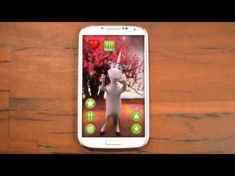 Video of Talking Emily Unicorn
