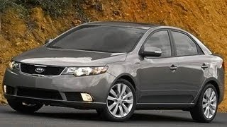 2012 Kia Forte Review 2.0 L 4-Cylinder