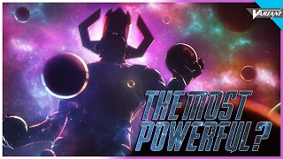 Video Who Is The Most Powerful Marvel Character? MP3, 3GP, MP4, WEBM, AVI, FLV Oktober 2018