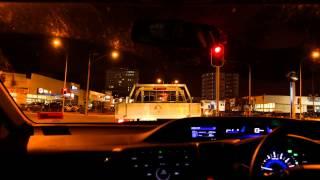 Night Drivelapse