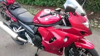 6. 2016 Suzuki GSX 1250 FA Bandit Review Superbike