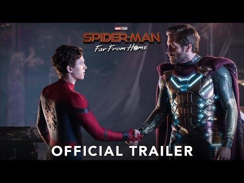 Spider-Man: Far From Home - Trailer #2 l Marvel Arabia