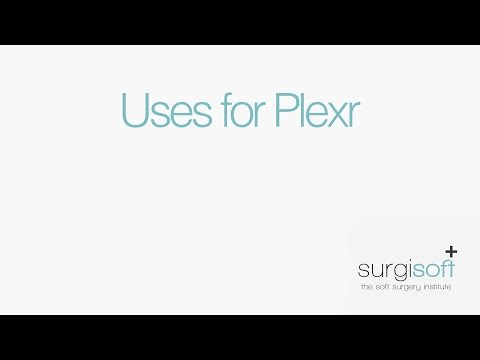 What Is Plexr Used For