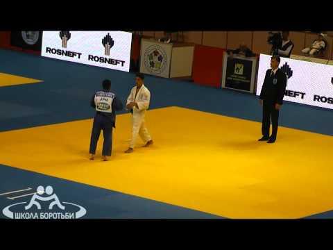 Manzi ITA vs Nagayama JPN 50kg.m2t
