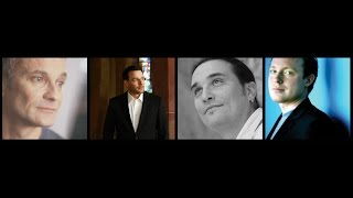 """Countertenors Markus Forster, Andreas Scholl, Matthew White and Gérard Lesne sing the aria """"Widerstehe doch der Sünde"""" from Cantata BWV by J.S. Bach. Which of these four sings it best?"""