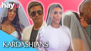 Video Kardashian Weddings! 💍🔔| Keeping Up With The Kardashians MP3, 3GP, MP4, WEBM, AVI, FLV Agustus 2019