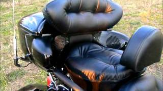 2. 2010 Yamaha Royal Star Venture S stock #9-6095 demo ride & walk around @ Diamond Motor Sports