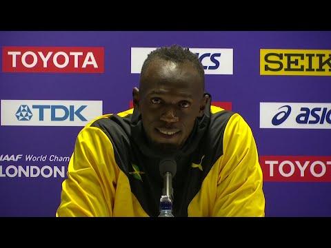 Usain Bolt: 'I've proven myself'