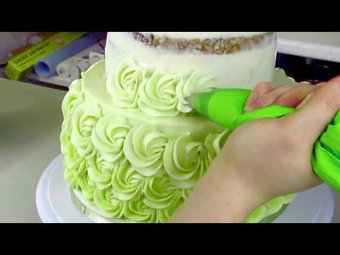 AMAZING WEDDING Cakes Cookies & Favors Compilation! (видео)