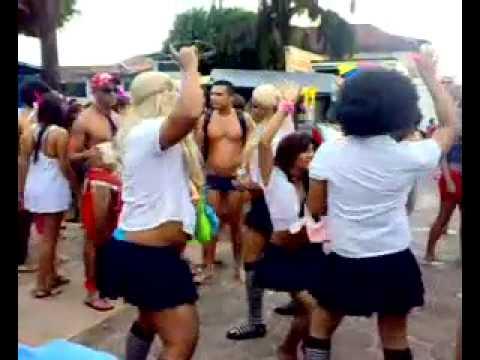 Carnaval show em vigia 2010