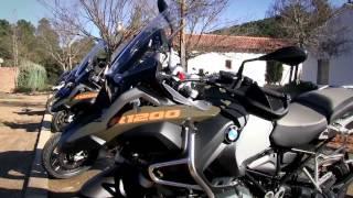 6. Presentacio�n BMW R 1200 GS Adventure y R 1200 RT