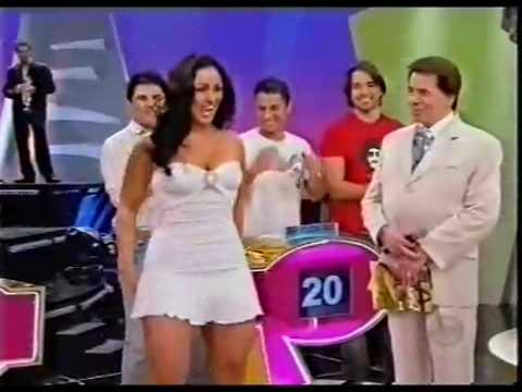 Mulher Melancia X Silvio Santos  Veja mas em  http://rota1001.net