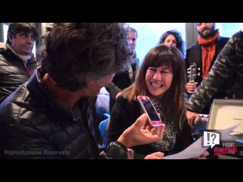 Video #FuoriProgrammaLiveforWeb Backstage 18 Novembre 2014