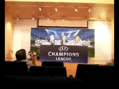 FCPorto-PSGermain Conferência de imprensa Vitor Pereira
